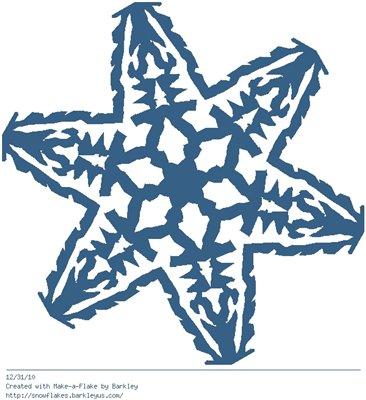 Зимнее рукоделие - вырезаем снежинки! Db91bfb3351c