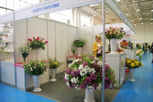 Международная выставка цветов AstanaFlorExpo - 2011 56a69a8b9544