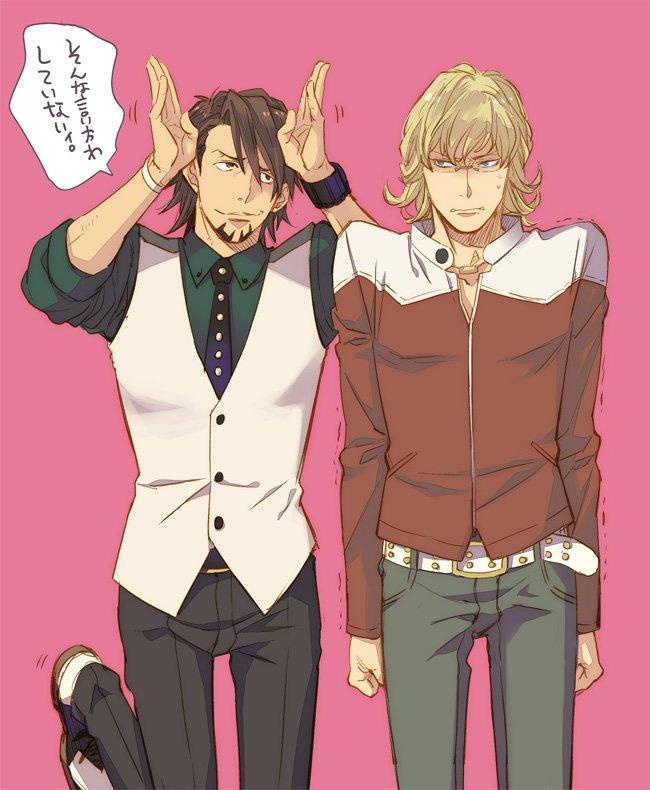 Tiger & Bunny (сенен ай) 53d2f39339d0