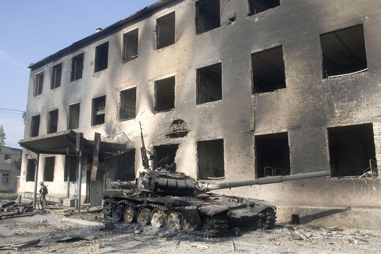2008 South Ossetia War: Photos and Videos F4ba3a699817