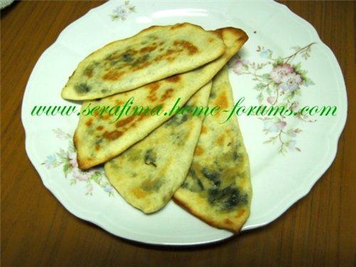 Пирожки, лепешки, бублики (несладкие) 3aa51abc79b3