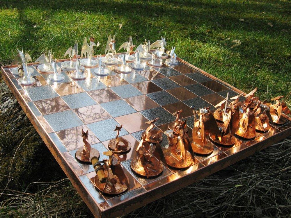 Шахматы - это красиво! 34b0c2aeefa2