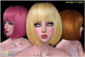 Женские прически (яркие перекраски) 4144a9ba7c69t