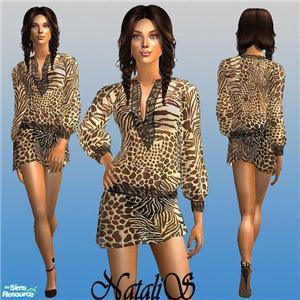 Повседневная одежда (платья, туники, комплекты с юбками) F6e98b833d67t