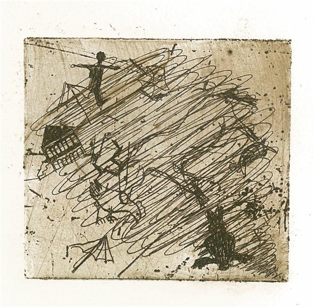 ანგელოზები ქაოსში – ნინო ინჯიას მხატვრობა 49c52b71049a