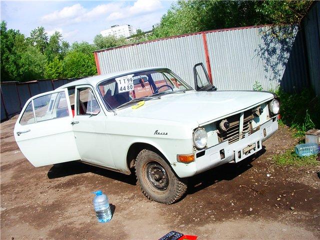 """ГАЗ-24 1971 г.в. """"Белая ночь"""" 3960d2483908"""