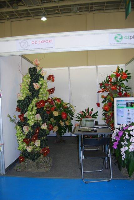 Международная выставка цветов AstanaFlorExpo - 2011 0c5517060591