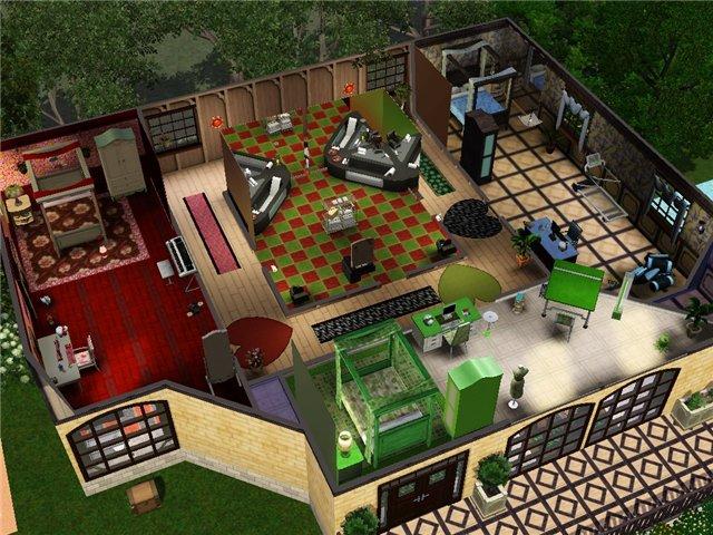 The Sims 3-Клоун-пати Bc92ca688907