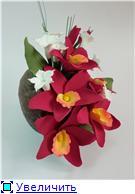 Цветы ручной работы из полимерной глины - Страница 4 F918c79bf7c5t