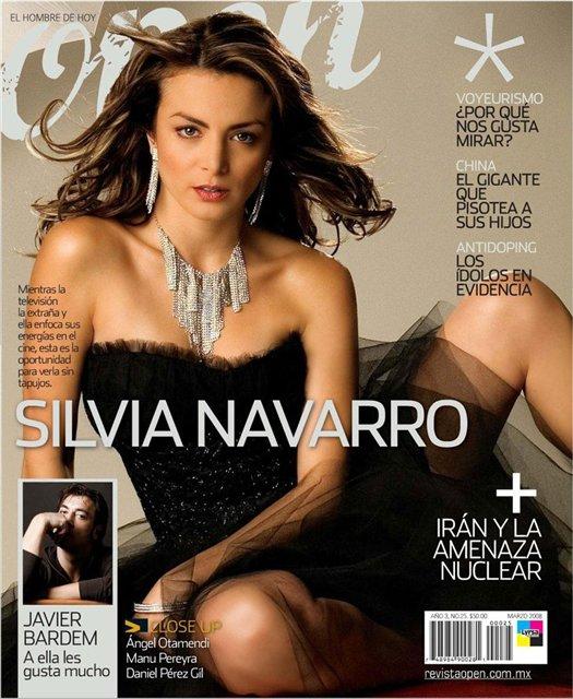 Сильвия Наварро/Silvia Navarro Eaecf52dd267