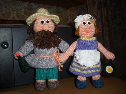 Куклы и многое другое Татьяны Шмалько 1c58a5716430