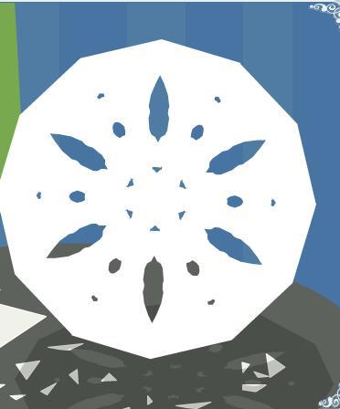 Зимнее рукоделие - вырезаем снежинки! 8a55119af06a