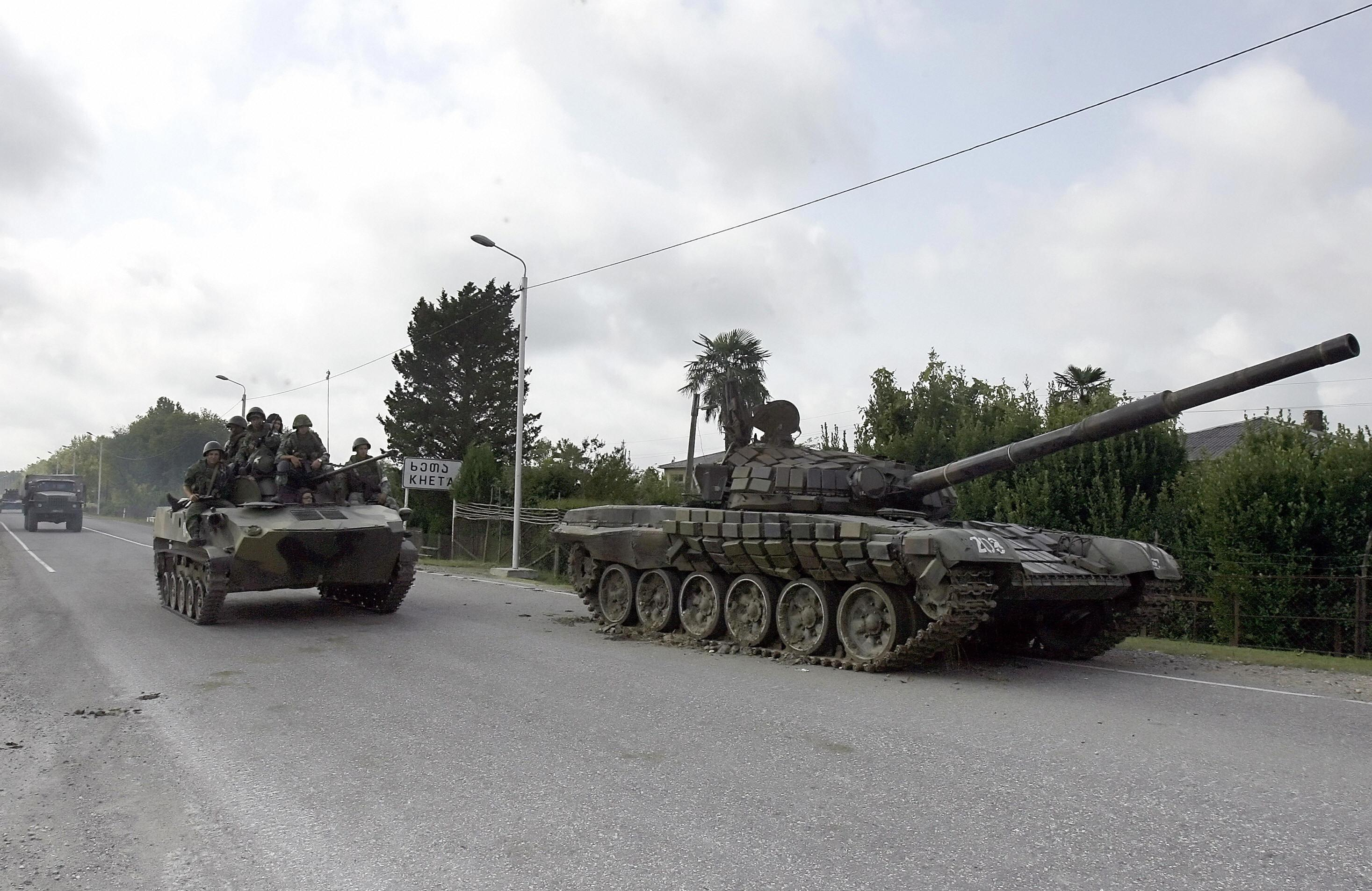 2008 South Ossetia War: Photos and Videos Da5e7ad3aa6b