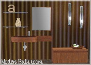 Ванные комнаты (модерн) - Страница 5 Beaf9ef8511e