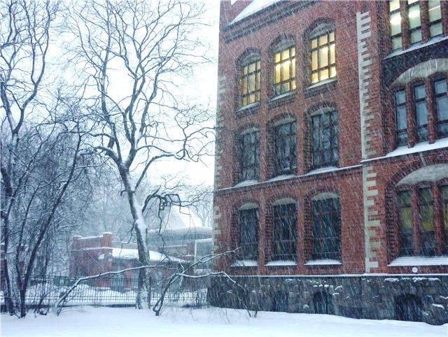 Зимняя сказка на наших фотографиях - Страница 5 Fbf07cd316d2
