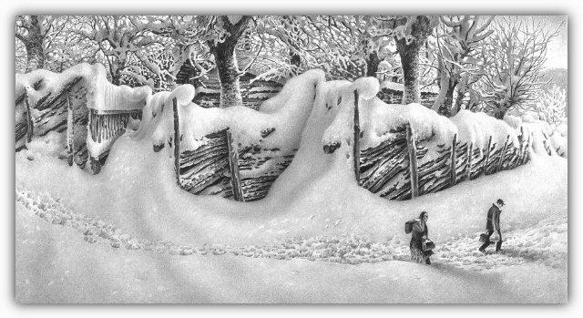 Снег, согревающий душу (Доленджашвили Г.) Dd181812421e