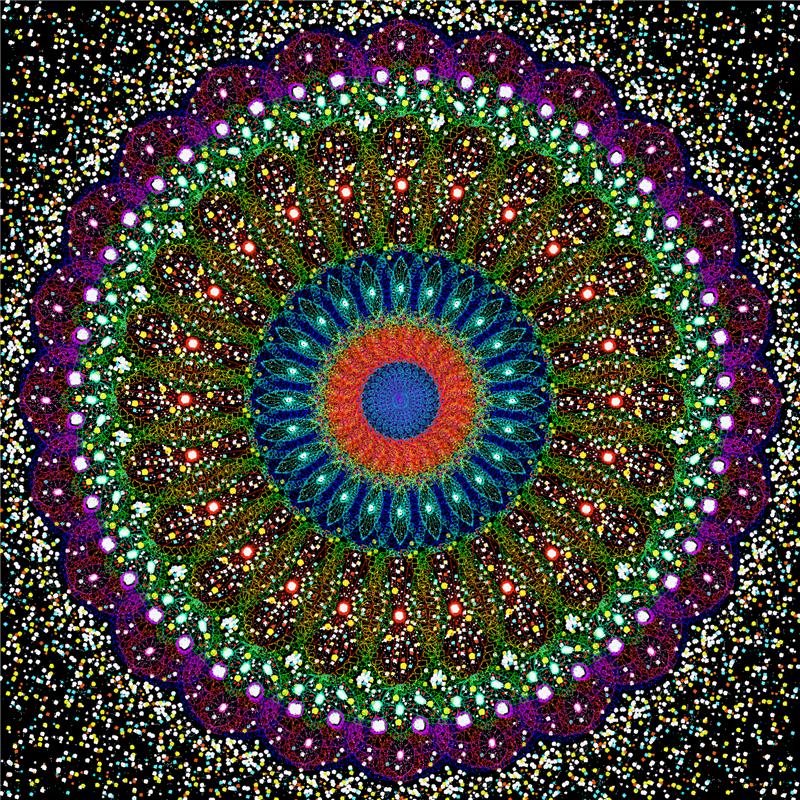 Мандалы для коллективных медитаций а так-же для индивидуального назначения. 4a39ad6f5ed7