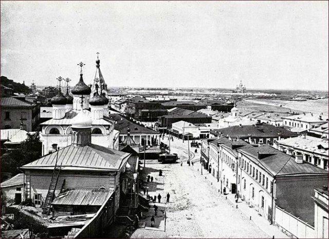 Старый-новый Нижний Новгород. Fa0887996353
