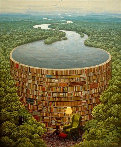 Мир волшебства в живописи. Аллегорические сюжеты. 1ae5a7d1de42
