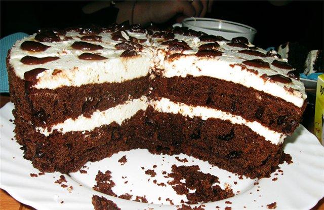 "Торт ""Шоколад на кипятке"" E32f7e38f410"