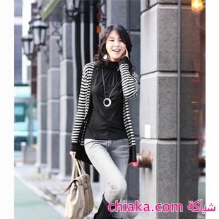 ملابس كورية صيفية للمراهقات 2011 7c414dce9106