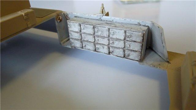 15 cm sIG auf Fahrgestell Pz II или Sturmpanzer II, 1/35, (ARK 35012) A3e4c06951af