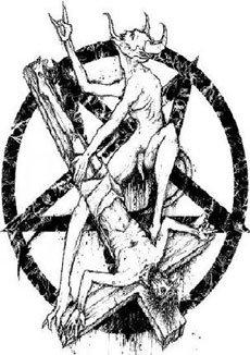 Язычество в культе Дьявола 25bdddd3b327