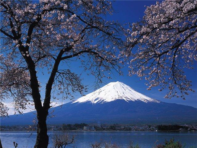 Красивые пейзажы Японии Ed88d109c398