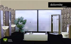 Ванные комнаты (модерн) 7ea689c8462ct