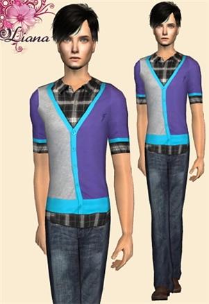 Повседневная одежда - Страница 2 6359963c9371