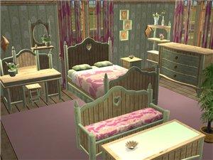 Спальни, кровати (деревенский стиль) - Страница 2 82d6e69159e3