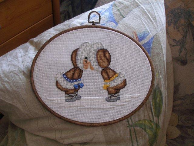Работы Olyunya собаки, мишки, овечки, цветы, грибы, комп - Страница 2 D99616f80337