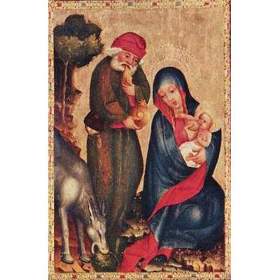 И ещё про Марию, Иосифа и Исуса (ЛАИ) C4f21f6749de