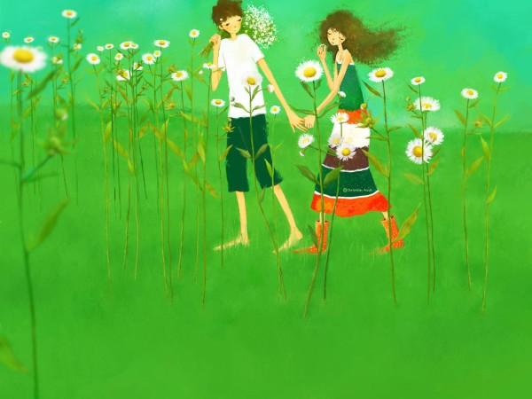 Корейская художница Christian Asuh C30c2c3fb910