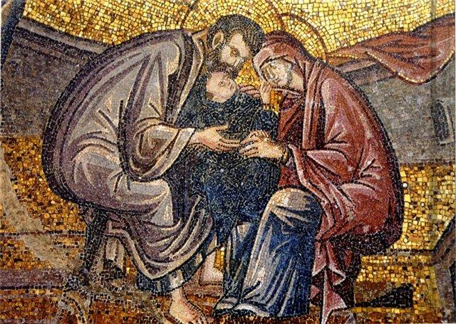 ЗЕМНАЯ ЖИЗНЬ ПРЕСВЯТОЙ БОГОРОДИЦЫ 8b392e010c56