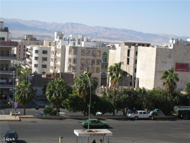Иордания. Акаба 0c44de059078
