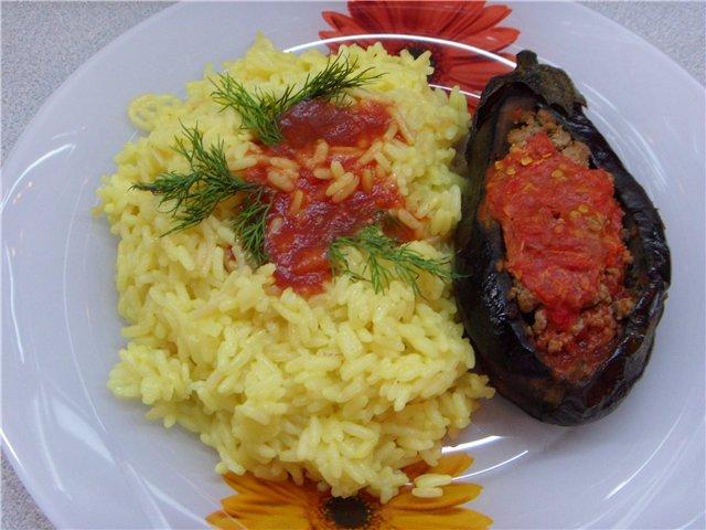 Шейх махшы. Араб.кухня. Баклажан с мясным фаршем B2ba26f1b4b4