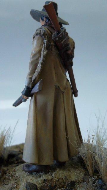 Wyatt Earp / Tombstone, 54мм, (подарок брату). A20a708f8c60