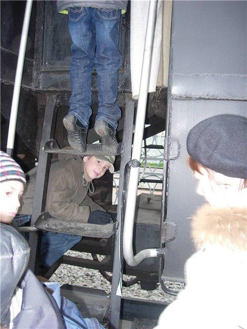 2-е ноября! Экскурсия в музей поездов. - Страница 3 E6c48ad55471