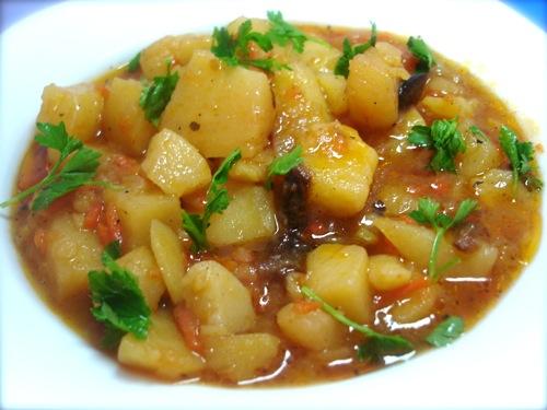 Картофель родной и любимый. Блюда из картофеля. - Страница 2 C285b02f33b4