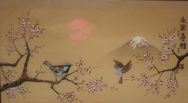Японское искусство 1d0a7c0a8cdb