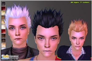 Мужские прически (короткие волосы, стрижки) 44e5f537e0aft