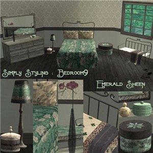 Спальни, кровати (антиквариат, винтаж) - Страница 6 8b5e0e2eceb1