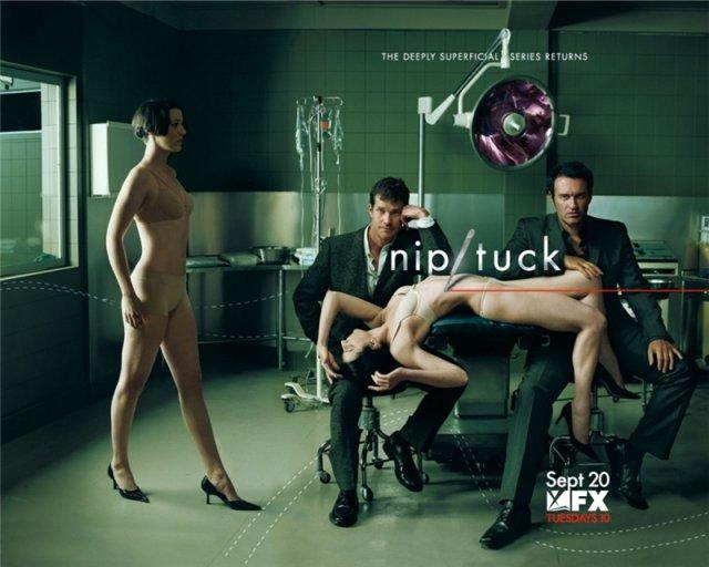 Части тела / Nip/Tuck 2f9527ce90f4