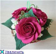 Цветы ручной работы из полимерной глины 273eaecb14eat
