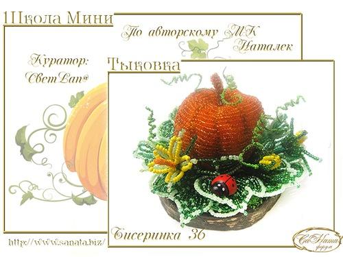 "Выпуск школы Мини - ""Тыковка"" 60156e88e936t"