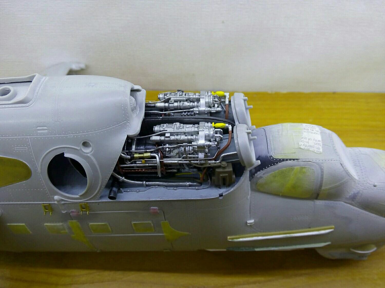 Ми-24П. Trumpeter. 1/35 110dcd1a9c0f