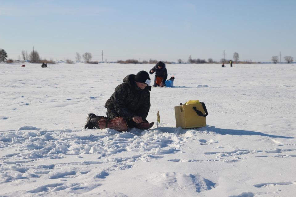 Первенство города Кургана по ловле на мормышку со льда среди юношей и девушек с 14 до 17 лет. 15ac382f1298