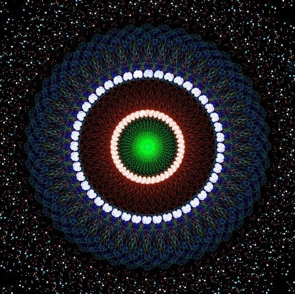 Мандалы для коллективных медитаций а так-же для индивидуального назначения. - Страница 2 246a423daef7