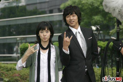 Кон Ю / Gong Yoo ♥ We love Ю Bb07952a8f7d